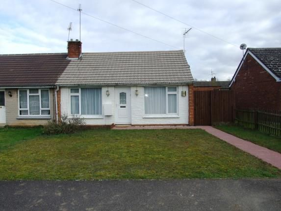 Thumbnail Bungalow for sale in Mildenhall, Bury St. Edmunds, Suffolk