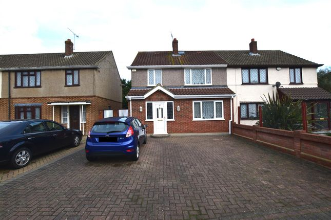 Thumbnail Semi-detached house for sale in Padnall Road, Chadwell Heath, Romford