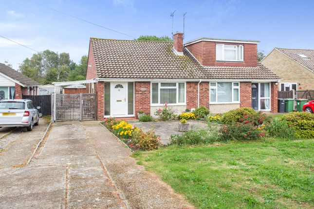 Thumbnail Semi-detached bungalow for sale in Allen Road, Hedge End, Southampton