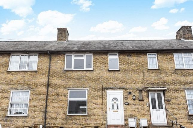 Thumbnail Terraced house to rent in Garendon Road, Morden