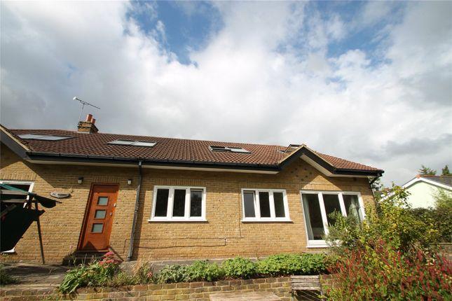Thumbnail Flat to rent in Old Lane, Tatsfield, Westerham