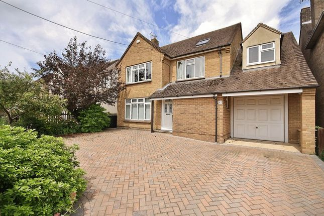 Thumbnail Detached house for sale in Davenport Road, Witney