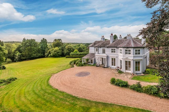Thumbnail Country house for sale in Huntsland Lane, Turners Hill Road, Crawley Down
