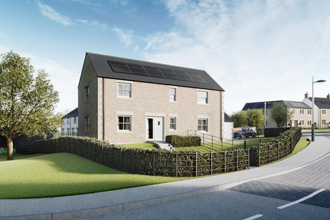 Thumbnail Detached house for sale in Plot 1, The Warren, Hurst Green