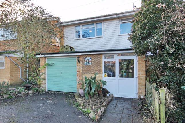 Thumbnail Semi-detached house for sale in Victoria Road, Edenbridge
