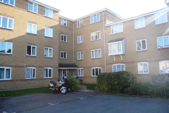 Thumbnail Flat to rent in Ascot Court, Aldershot