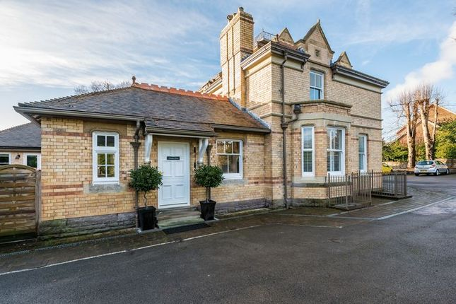 Thumbnail Semi-detached house for sale in Lansdown Road, Abergavenny