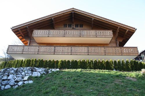 Thumbnail Apartment for sale in Rougemont Near Gstaad, Vaud, Switzerland