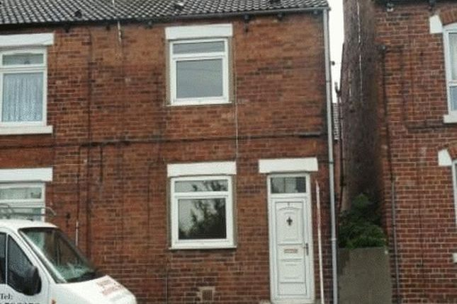 2 bed property to rent in Hartley Terrace, Featherstone, Pontefract WF7