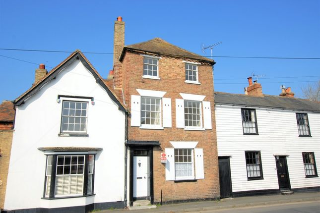 Thumbnail Terraced house for sale in Portland Road, Hythe