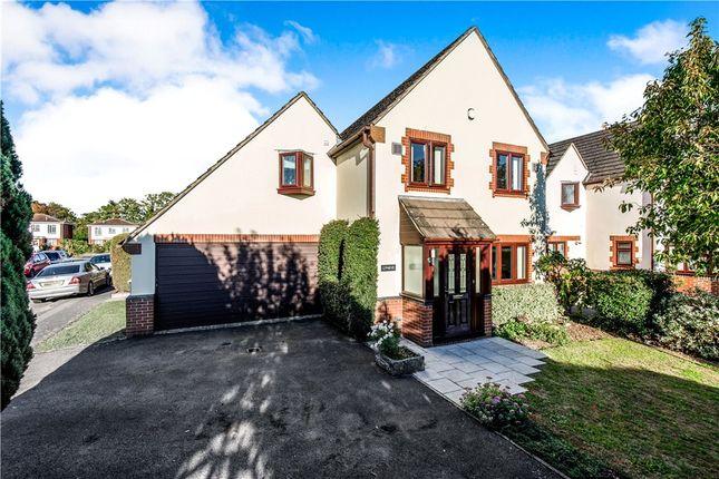 Thumbnail Detached house for sale in Vicarage Road, Egham, Surrey