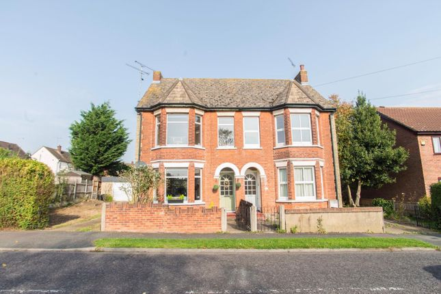 Thumbnail Semi-detached house for sale in Balmoral Road, Pilgrims Hatch, Brentwood