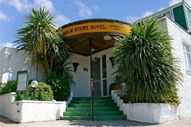 Thumbnail Hotel/guest house for sale in Culver Road, Shanklin, Isle Of Wight