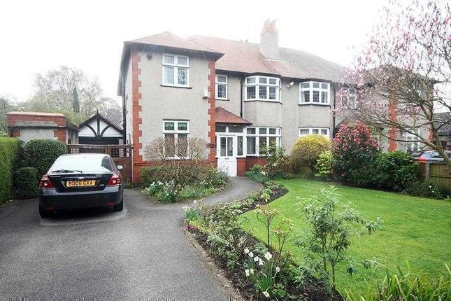 4 bedroom semi-detached house for sale in Upton Road, Prenton, Cheshire