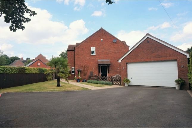 Thumbnail Detached house for sale in The Nurseries, Marchamley, Shrewsbury
