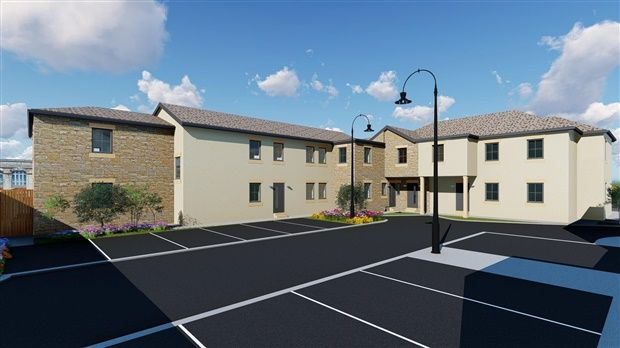Thumbnail Flat for sale in Queens Court, Carnforth