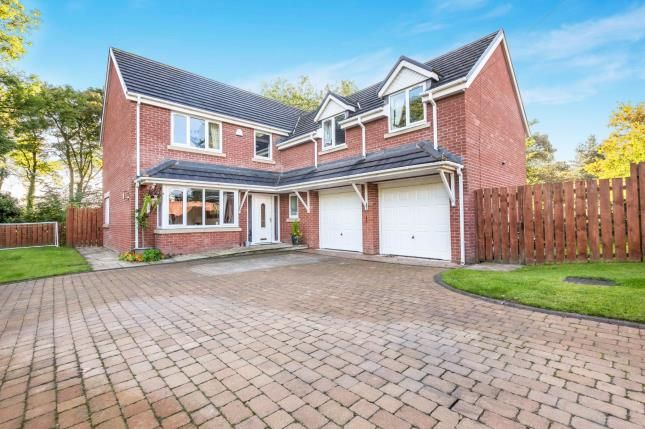 Thumbnail Detached house for sale in Daub Hall Lane, Hoghton, Preston, Lancashire