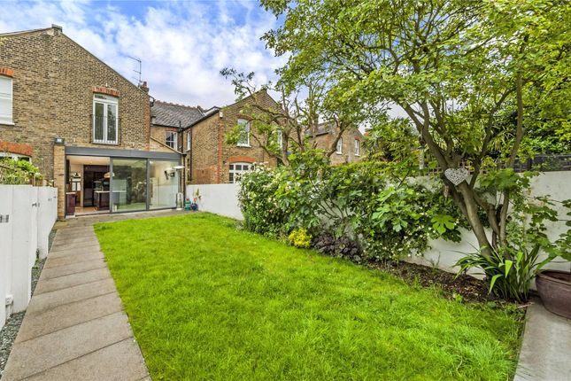 Thumbnail Terraced house to rent in Bushwood Road, Kew, Surrey