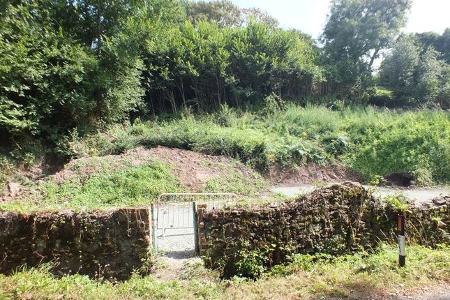 Thumbnail Land for sale in Plot 2, Well Cottage, Liddeston Road, Havens Head