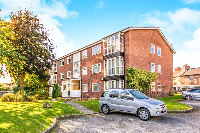 Thumbnail Flat for sale in Wellington Road North, Stockport