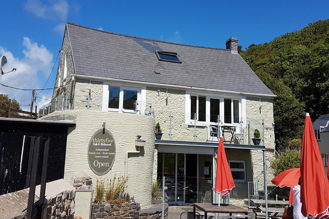 Thumbnail Restaurant/cafe for sale in Main Street, Solva, Haverfordwest