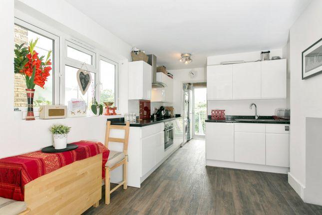 Thumbnail Flat to rent in Gladstone Road, Wimbledon