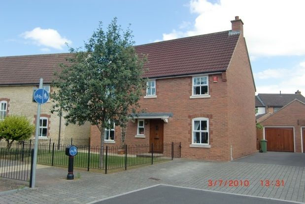 Thumbnail Detached house to rent in Old Mill Way, Wells
