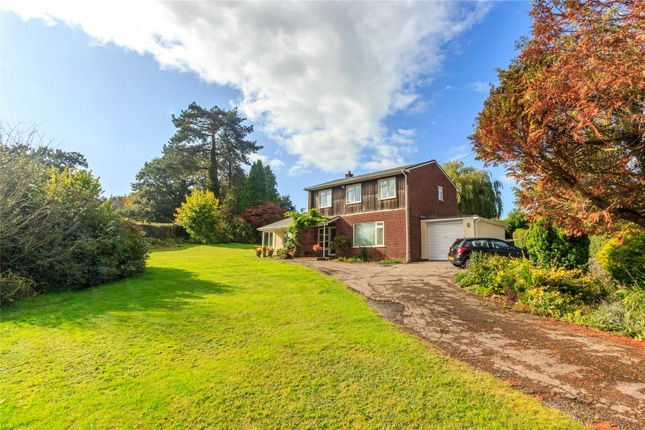 Thumbnail Detached house for sale in Angel Field, Coleford, Gloucestershire