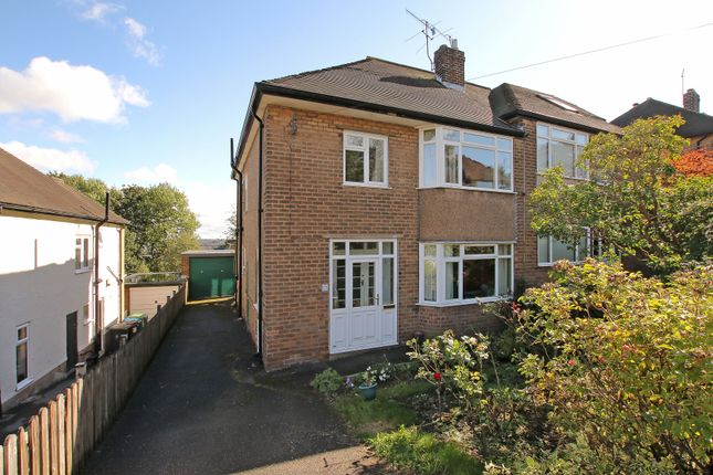 3 bed semi-detached house for sale in Alms Hill Road, Sheffield S11