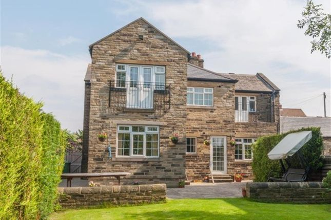 Thumbnail Detached house for sale in Owlcotes Road, Pudsey, West Yorkshire