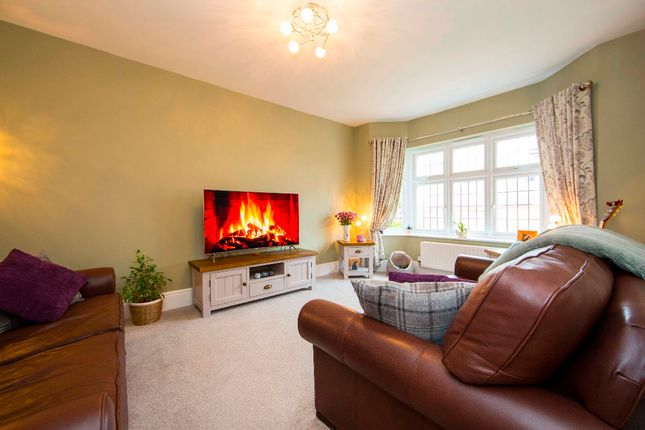 Thumbnail Detached house for sale in Uplands Drive, Trelewis, Treharris