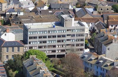 Thumbnail Office to let in Fourth Floor Suite, Pz 360, St. Marys Terrace, Penzance, Cornwall