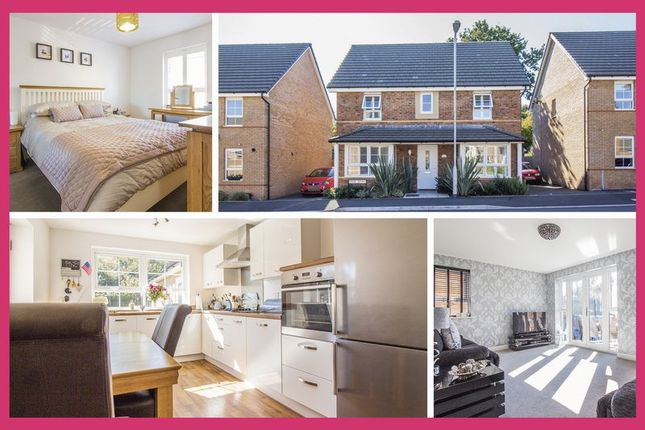 Thumbnail Detached house for sale in Heol Senni, Bettws, Newport