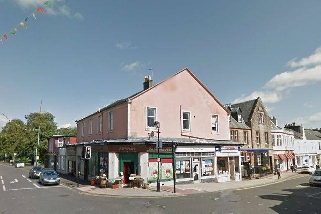 Thumbnail Flat for sale in 4 Green Street, Strathaven
