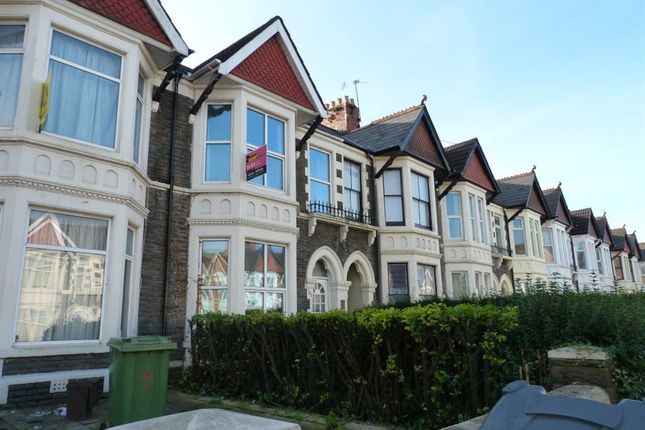 Thumbnail Property to rent in Whitchurch Road, Heath, ( 6 Beds )