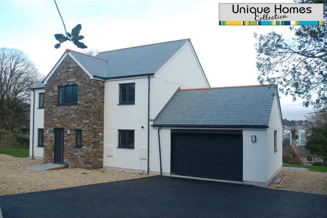 Detached house for sale in Edgcumbe Road, St. Austell