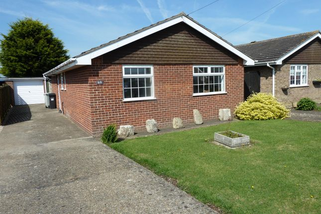 Thumbnail Detached bungalow for sale in Marian Avenue, Mablethorpe