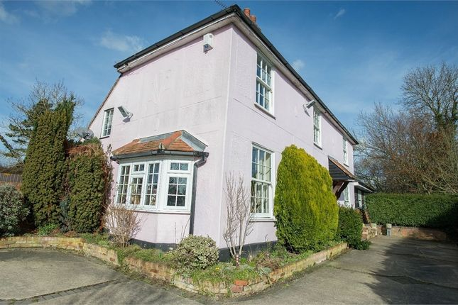 Thumbnail Detached house for sale in Stow Road, Purleigh, Chelmsford, Essex
