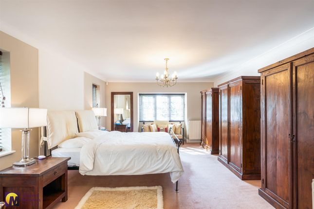 Master Bedroom of Low Hill Road, Roydon, Essex CM19