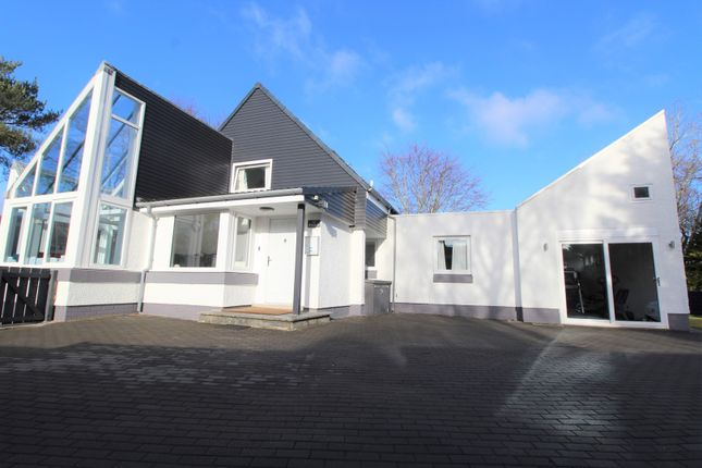 Thumbnail Detached house for sale in Sauchen, Inverurie