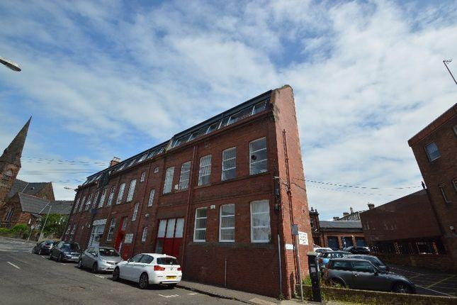 Thumbnail Flat for sale in Nelson Street, Kilmarnock, East Ayrshire