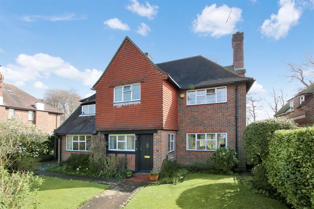Thumbnail Detached house for sale in Third Avenue, Broadwater, Worthing