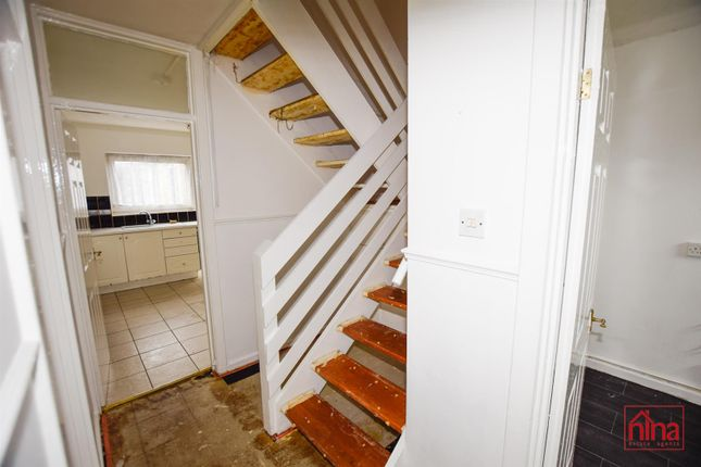 Entrance Hallway of Michaelston Close, Barry CF63