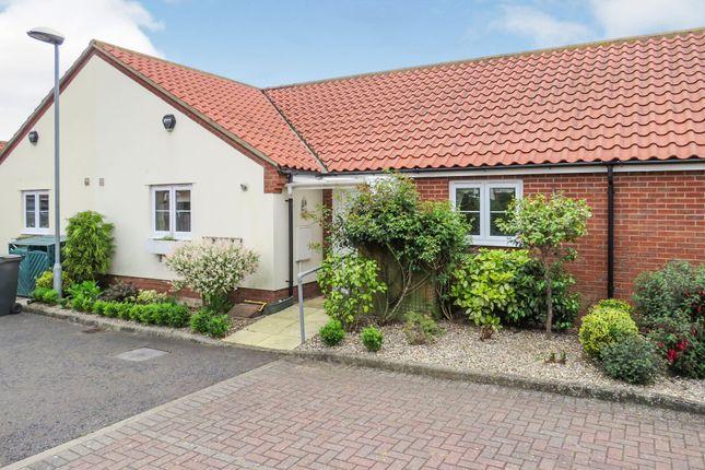 2 bed terraced bungalow for sale in Cherry Mews, Swanton Morley, Dereham NR20