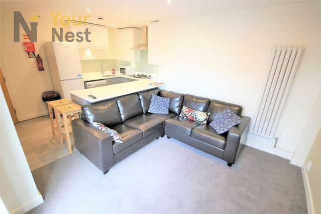 Thumbnail Flat to rent in Derwentwater Terrace, Headingley