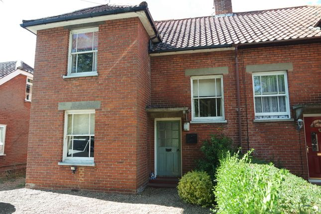 Thumbnail Semi-detached house to rent in Yarmouth Road, Broome, Bungay