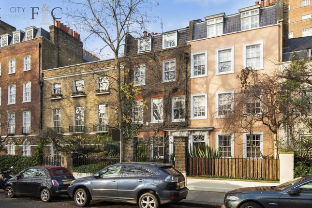 Thumbnail Detached house for sale in Kensington Square, London