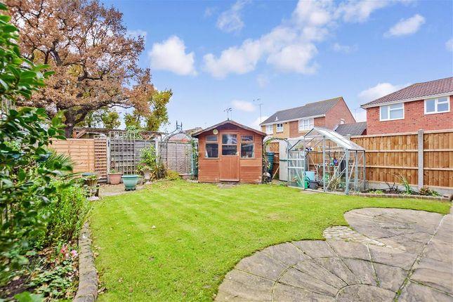 Rear Garden of Spellbrook Close, Wickford, Essex SS12