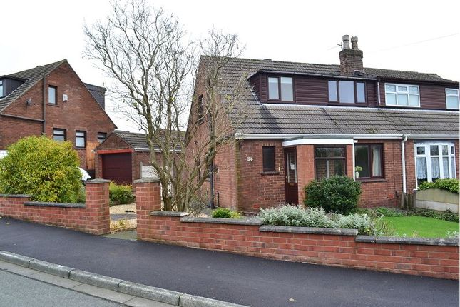 2 bed semi-detached house to rent in Coultshead Avenue, Billinge, Wigan