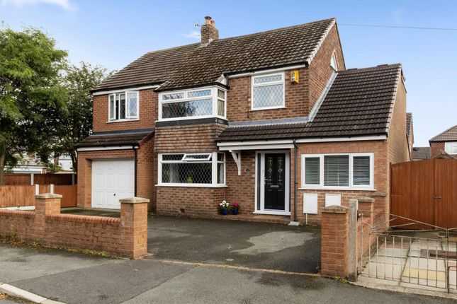 Thumbnail Detached house for sale in Whitefield Grove, Lymm